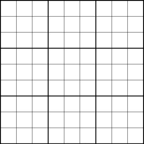 Sudoku Puzzler samples